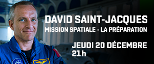 David Saint-Jacques : mission spatiale - la préparation (émission)
